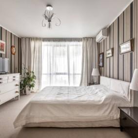 спальня площадью 17 кв м фото дизайна