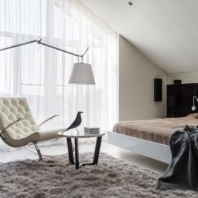 спальня площадью 17 кв м фото виды