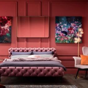 спальня площадью 17 кв м идеи декор
