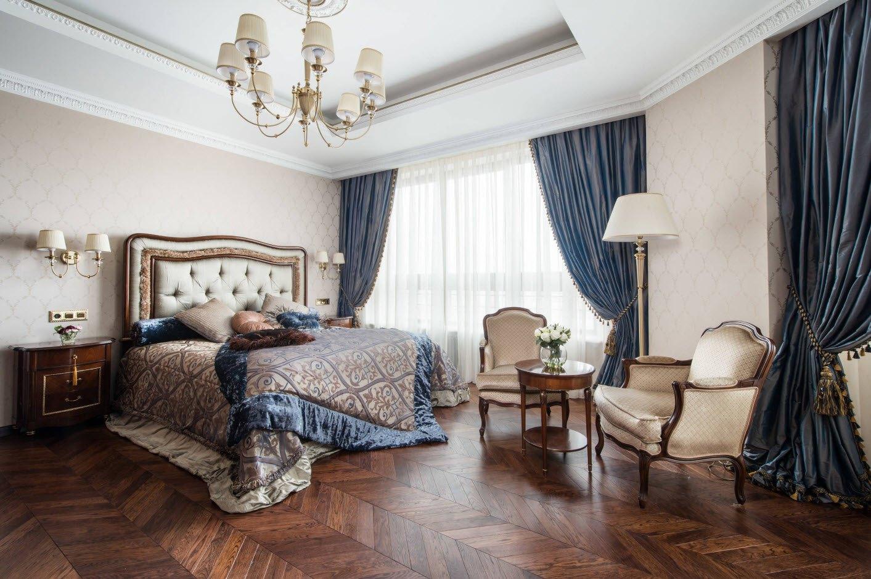 спальня площадью 17 кв м идеи декора
