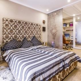 спальня площадью 17 кв м идеи дизайн