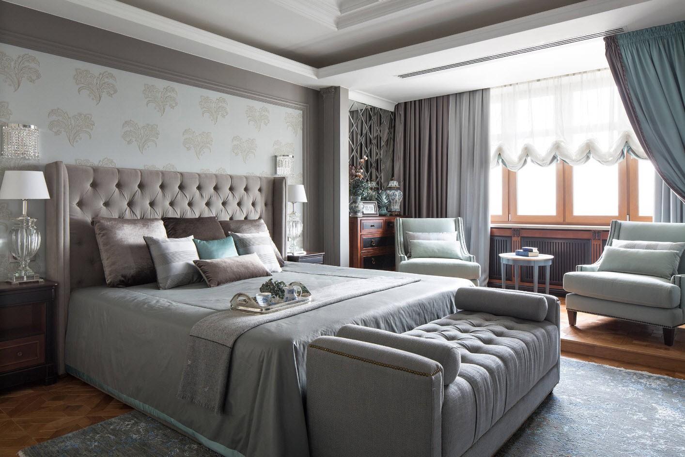 спальня площадью 17 кв м идеи дизайна