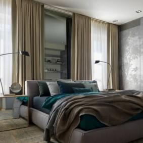 спальня площадью 17 кв м идеи видов