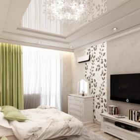 спальня площадью 17 кв м варианты