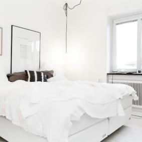 спальня площадью 17 кв м варианты идеи