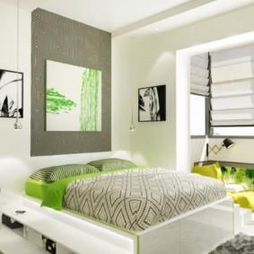 спальня в бежевых тонах фото интерьера