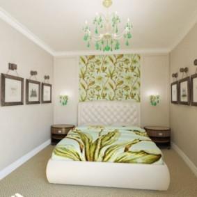 спальня в хрущевке дизайн фото