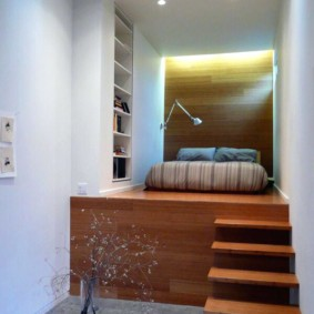 спальня в хрущевке фото оформления