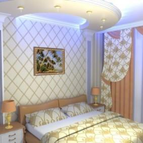 спальня в хрущевке идеи декор