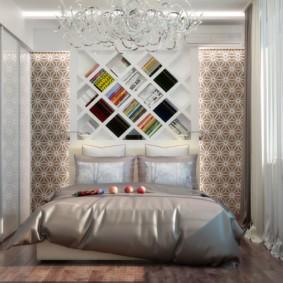спальня в хрущевке идеи оформление