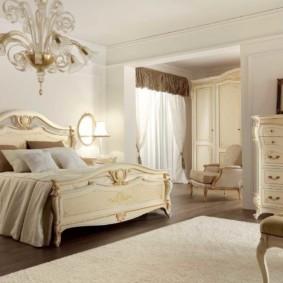 спальня в классическом стиле идеи вариантов