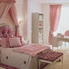 спальня в классическом стиле идеи варианты