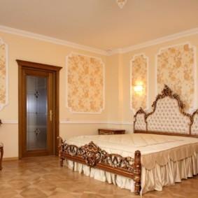 спальня в классическом стиле идеи видов