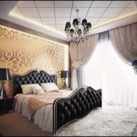 спальня в классическом стиле варианты идеи