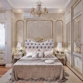спальня в классическом стиле виды