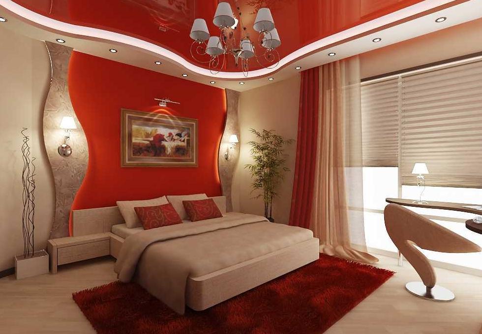 оценкой подразумевается дизайн спальни в красных тонах фото еще