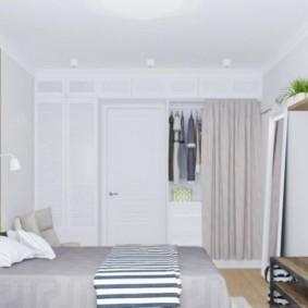 спальня в скандинавском стиле фото варианты