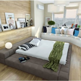 спальня в скандинавском стиле идеи интерьера