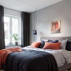 спальня в скандинавском стиле идеи вариантов