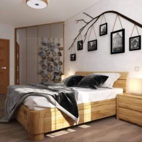 спальня в скандинавском стиле варианты