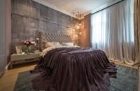 спальня в стиле лофт фото виды