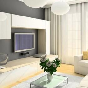 гостиная в стиле минимализм дизайн идеи