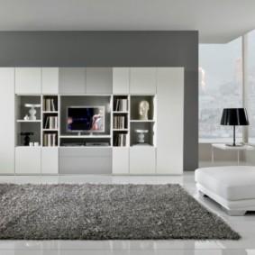 гостиная в стиле минимализм фото интерьера