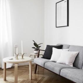 гостиная в стиле минимализм фото оформления