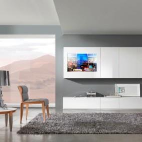 гостиная в стиле минимализм идеи дизайн