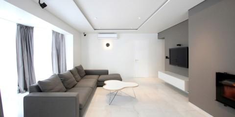 гостиная в стиле минимализм идеи фото