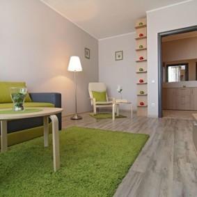 гостиная в стиле минимализм виды