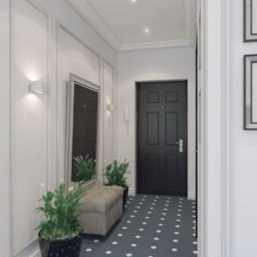 стиль неоклассика в интерьере квартиры фото декор