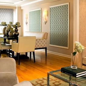 стиль неоклассика в интерьере квартиры фото декора