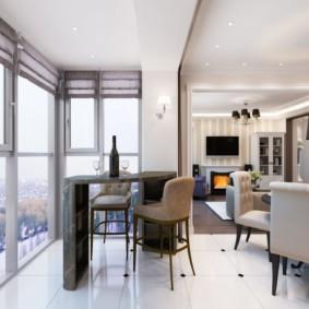 стиль неоклассика в интерьере квартиры фото оформление