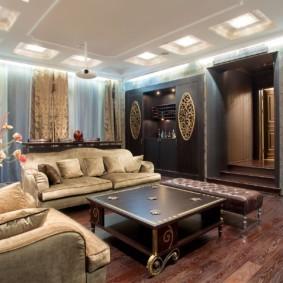 стиль неоклассика в интерьере квартиры идеи