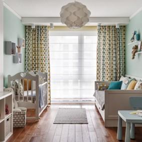 стиль неоклассика в интерьере квартиры идеи оформление