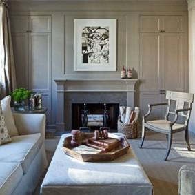 стиль неоклассика в интерьере квартиры варианты идеи