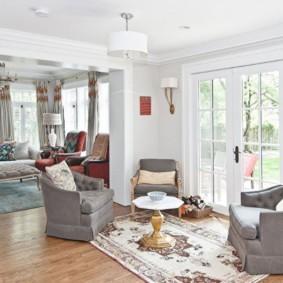 стиль неоклассика в интерьере квартиры виды идеи
