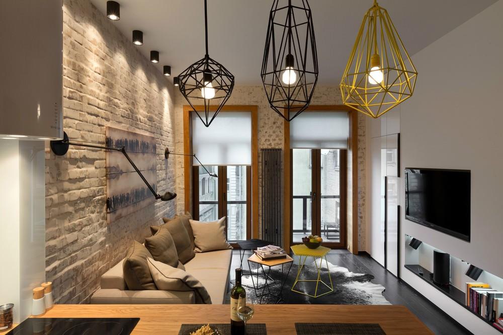 лофт для маленькой квартиры