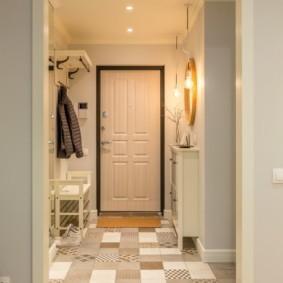 светлые двери в квартире дизайн фото