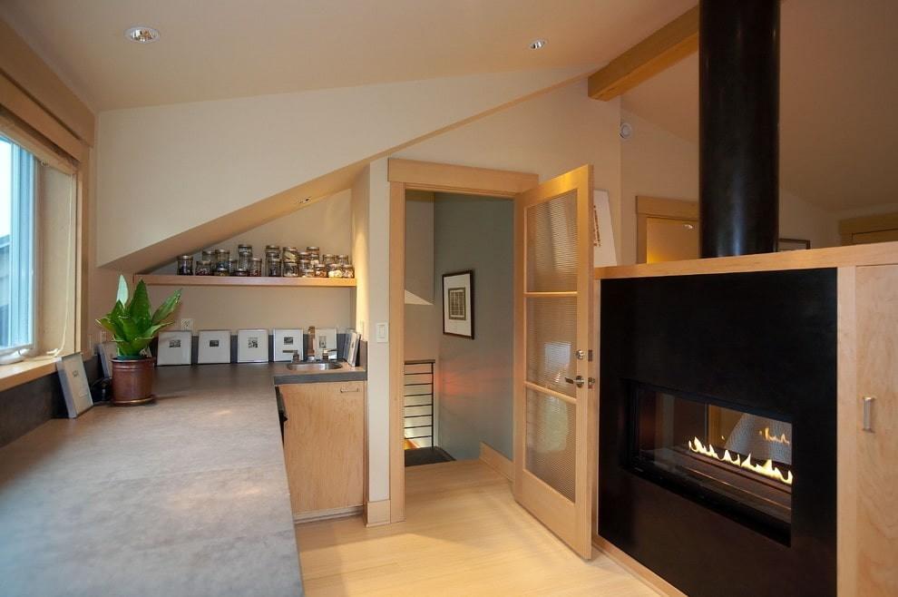 светлые двери в квартире дизайн идеи