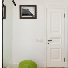 светлые двери в квартире фото виды