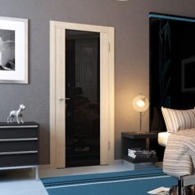 светлые двери в квартире идеи виды