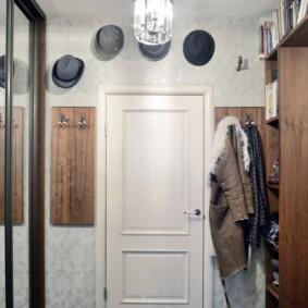светлые двери в квартире оформление идеи