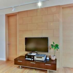 светлые двери в квартире варианты фото
