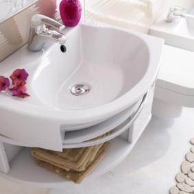 тумба для ванной фото интерьера