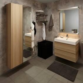 тумба для ванной фото оформления
