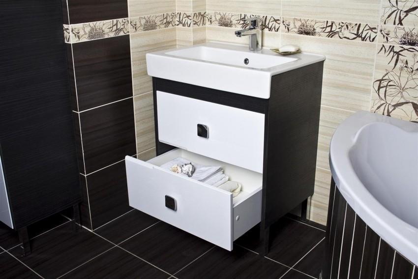 тумба для ванной фото варианты