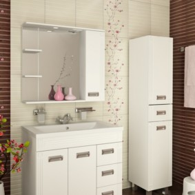 тумба для ванной идеи интерьера
