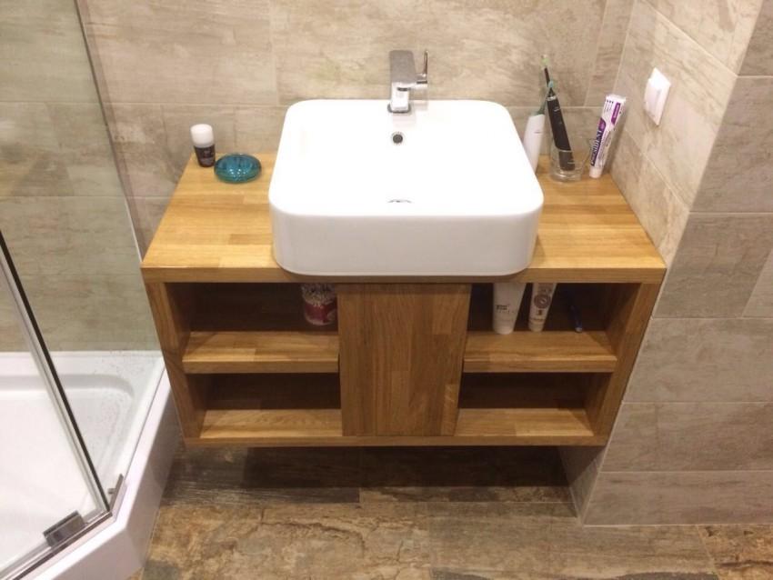 тумба для ванной идеи вариантов